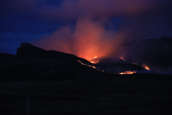 Whats on federation urges crofters to take care in burning fandeluxe Gallery