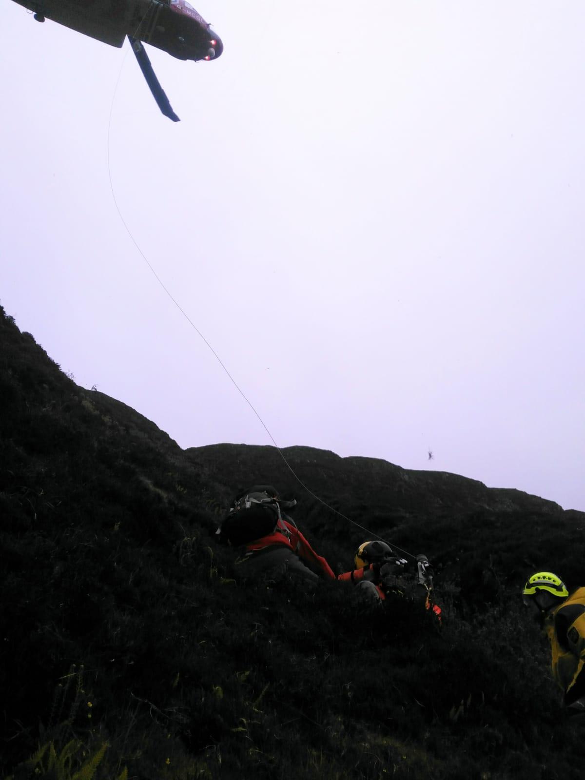 e00109dd104 Multi-agency rescue at Quiraing