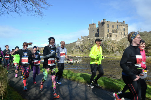 6d2253668 Record-breaking entries for Dunvegan Castle race