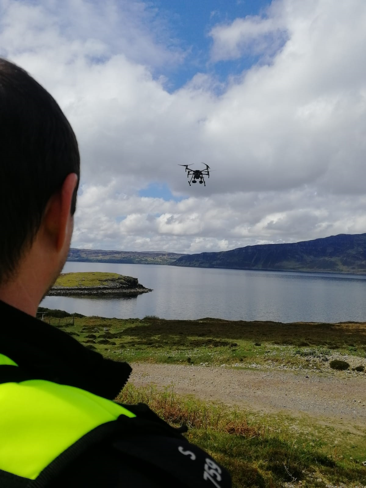 on sale 52d7b 282aa Search ongoing for missing Raasay man